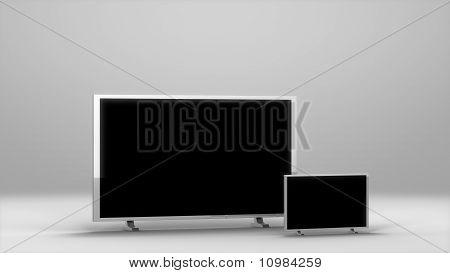 Monitors Black