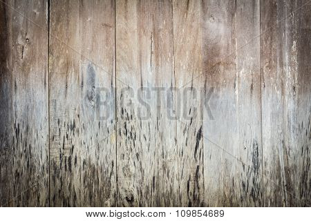 Texture Of The Old Weathered Wooden Wall Background