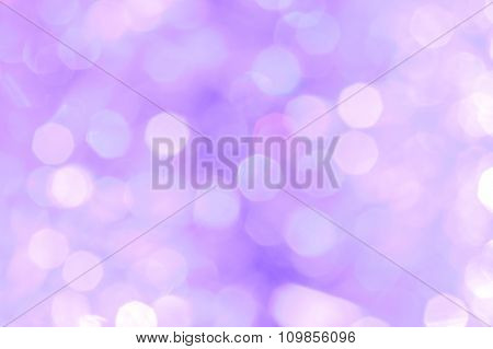 Festive Abstract Blurred Lilac Background