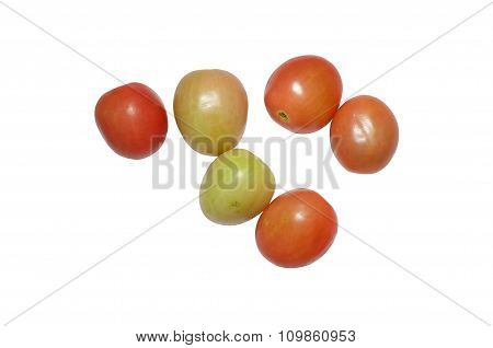 Cherry or grape tomatoes