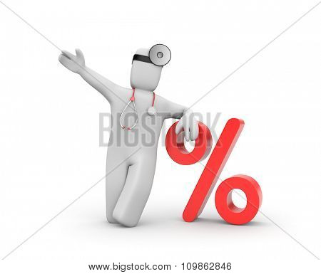 Discount for medical service