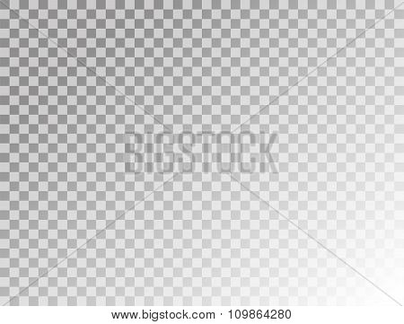 Square tile white and gray texture transparency grid background