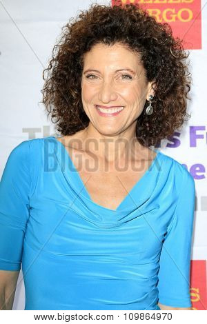 LOS ANGELES - JUN 8:  Amy Aquino at the 2014 Tony Award Viewing Party at the Taglyan Cultural Complex  on June 8, 2014 in Los Angeles, CA
