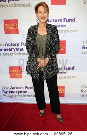LOS ANGELES - JUN 8:  Amanda McBroom at the 2014 Tony Award Viewing Party at the Taglyan Cultural Complex  on June 8, 2014 in Los Angeles, CA