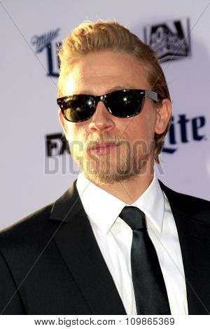 LOS ANGELES - SEP 6:  Charlie Hunnam at the