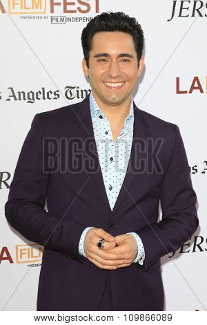 LOS ANGELES - JUN 19:  John Lloyd Young at the