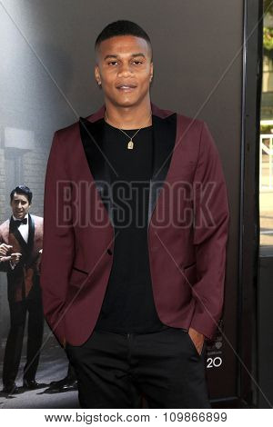 LOS ANGELES - JUN 19:  Cory Hardrict at the