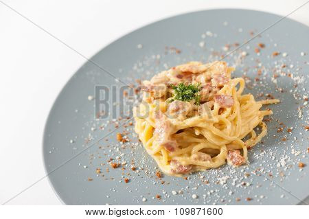 Pasta White Sauce