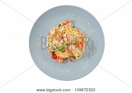 Pasta With Tomato And Cheese