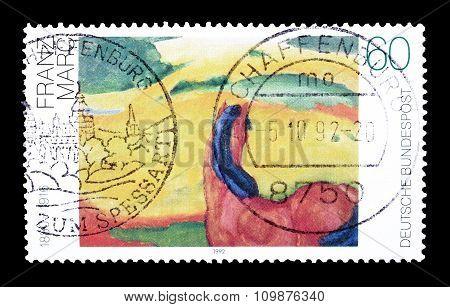 Germany 1992 Franz Marc