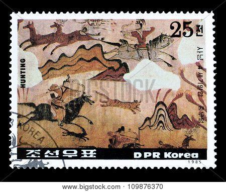 North Korea 1985
