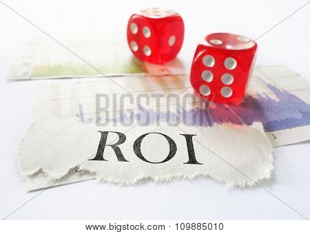 ROI Headline