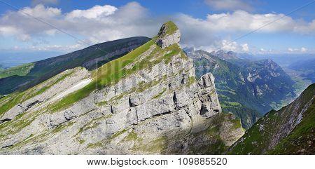 St Johan. Switzerland