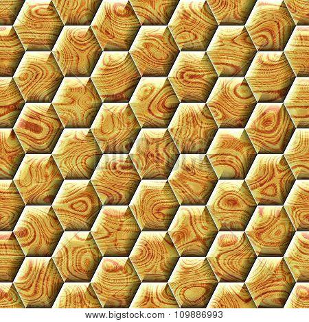 Wood light brown texture - decorative pattern