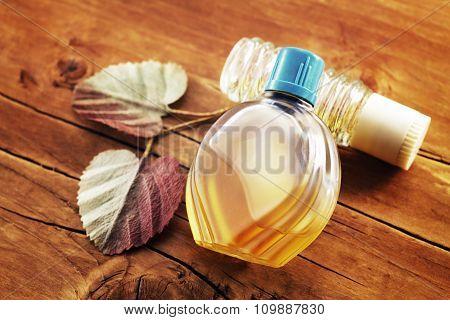 Soviet Bottles Of Perfume