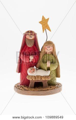 Nativity Figurine