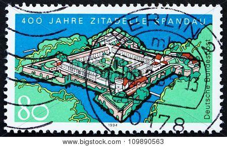 Postage Stamp Germany 1994 Spandau Fortress