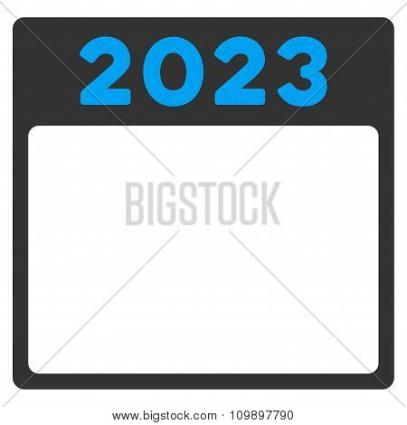 2023 Appointment Icon