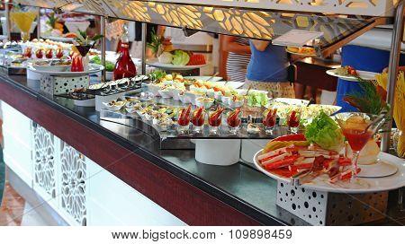 Buffet Food - Tasty Appetizer