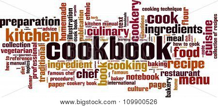 Cookbook Word Cloud