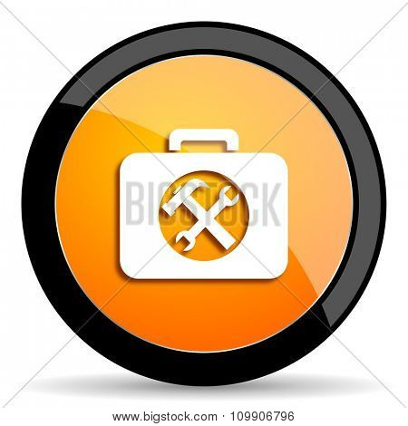 toolkit orange icon