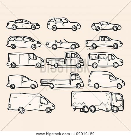 Isolated Vehicle Types