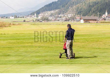Big Golf Course
