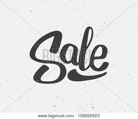Black Friday Sale Typography Banner Vector Design