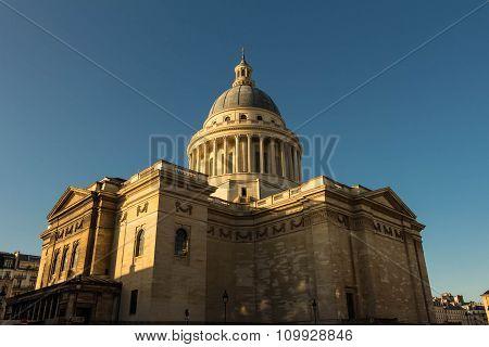 The Pantheon.