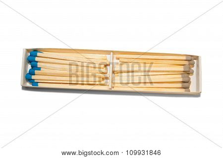Blue And Grey Headed Matches