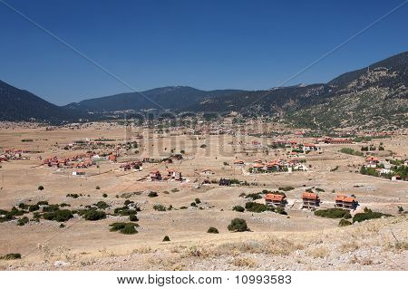 Parnassos Mountain Settlement