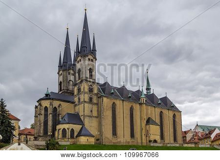 Church Of St. Nicolas, Cheb, Czech Republic