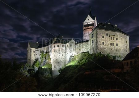 Loket Castle, Czech Republic