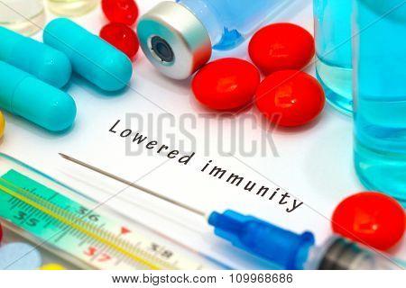 Lowered Immunity