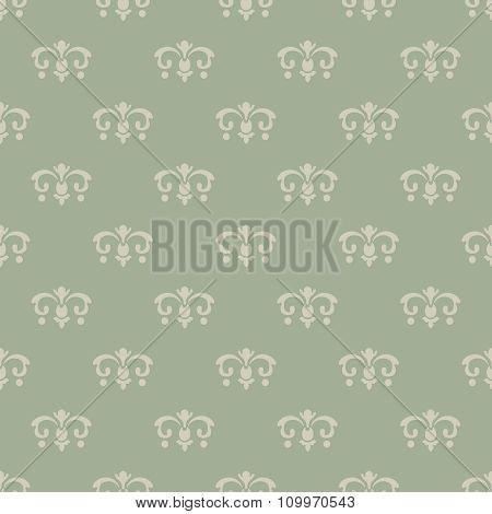 Wallpaper vintage style
