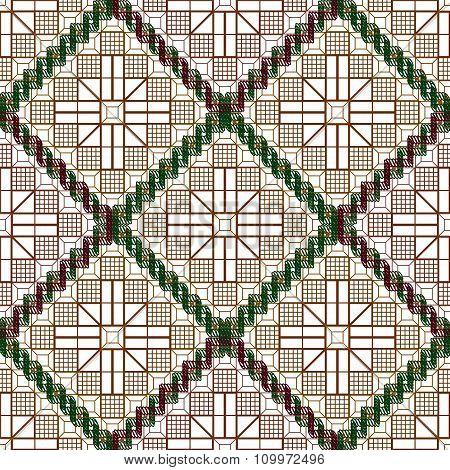Pattern Decorative Lattice