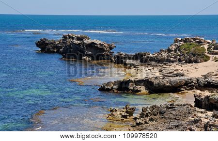 Cape Peron's Limestone Outcroppings, Western Australia