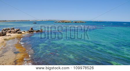 Cape Peron's Stunning Turquoise Ocean Views, Western Australia