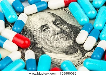 Capsules And Money