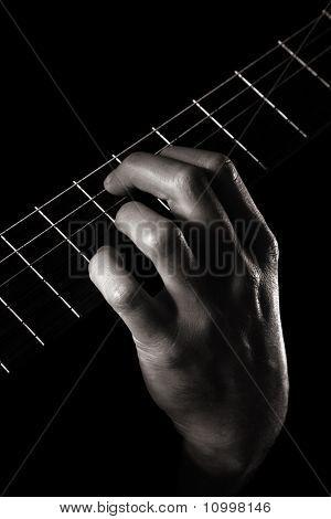 E7#9 dominant seventh augmented ninth chord aka Hendrix chord