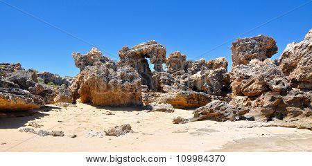 Cape Peron's Limestone Beaches, Western Australia