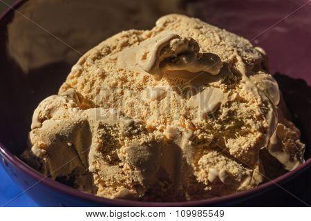 Ice Cream Creme Brulee