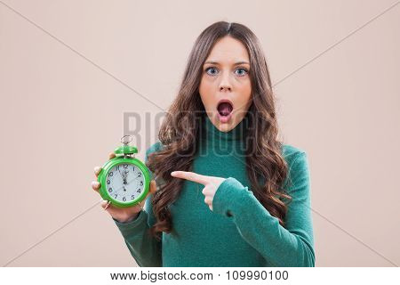 Time is ticking away