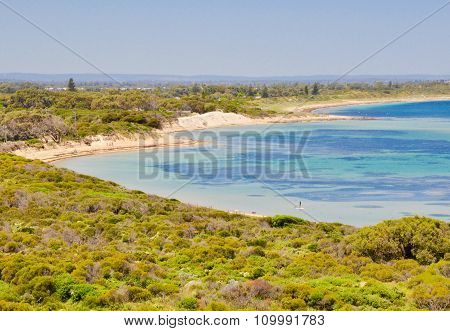 Turquoise Bay at Cape Peron, Western Australia