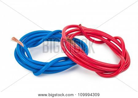 Two skein wires