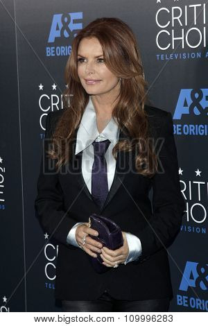 LOS ANGELES - MAY 31:  Roma Downey at the 5th Annual Critics' Choice Television Awards at the Beverly Hilton Hotel on May 31, 2014 in Beverly Hills, CA