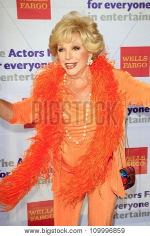 LOS ANGELES - JUN 8:  Ruta Lee at the 2014 Tony Award Viewing Party at the Taglyan Cultural Complex  on June 8, 2014 in Los Angeles, CA
