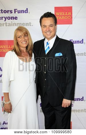 LOS ANGELES - JUN 8:  Erin Pennacchio, George Pennacchio at the 2014 Tony Award Viewing Party at the Taglyan Cultural Complex  on June 8, 2014 in Los Angeles, CA