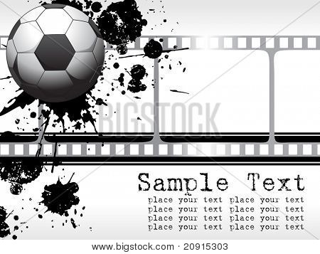 grunge soccer football, wallpaper