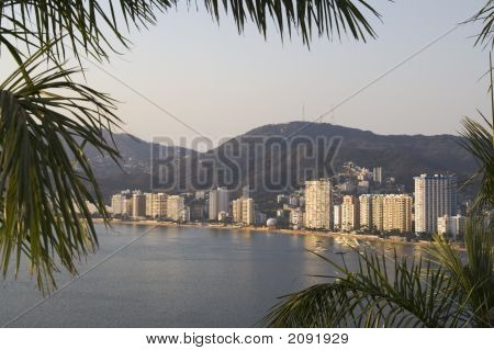 Acapulco Beach Front Hotels